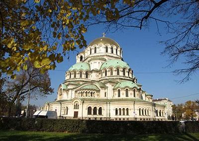 Tour di Sofia –  mezza giornata