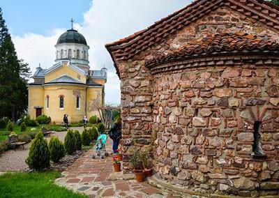 """Escursione a Koprivshtitsa e al Monastero """"Kremikovtsi"""""""