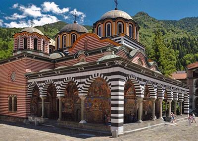 Tour al Monastero di Rila (UNESCO)