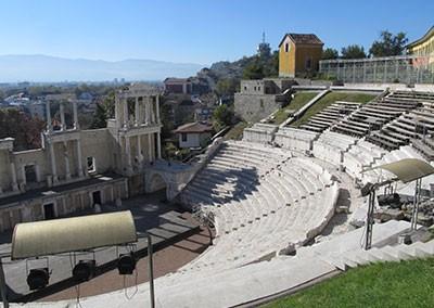 Visita di Plovdiv – Capitale europea della cultura 2019 insieme a Matera