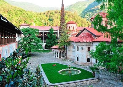 Visita di Plovdiv – Capitale europea della cultura 2019  (insieme a Matera, Basilicata) e del Monastero di Bachkovo