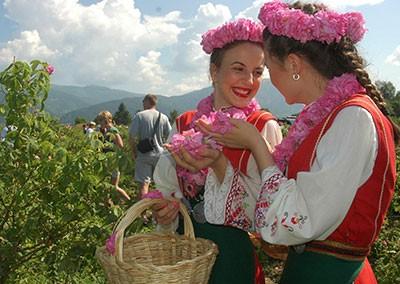 Programma Festa della rosa Karlovo – 2019