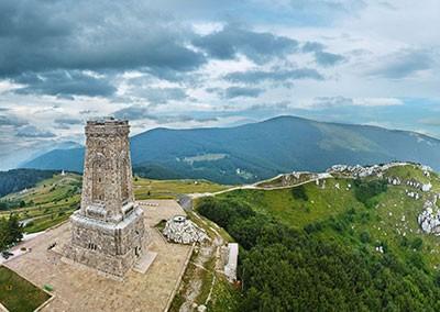 I MONASTERI DELLA BULGARIA